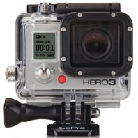 The Hero3 inside it's dive housing. GoPro advertises the housing's depth rating to 197'/60M, which is not only accurate but actually somewhat conservative, a feat much more expensive, metal built housings do not routinely achieve.